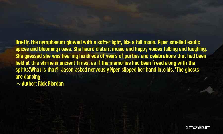 Celebrations Quotes By Rick Riordan