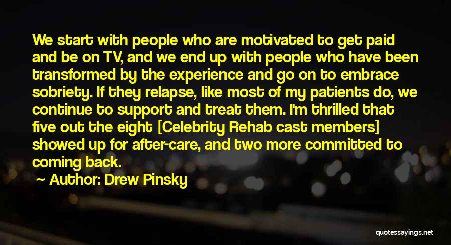 Celebrity Coming Out Quotes By Drew Pinsky