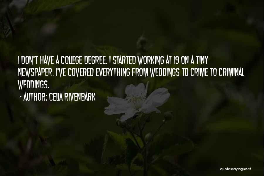Celia Rivenbark Quotes 510352
