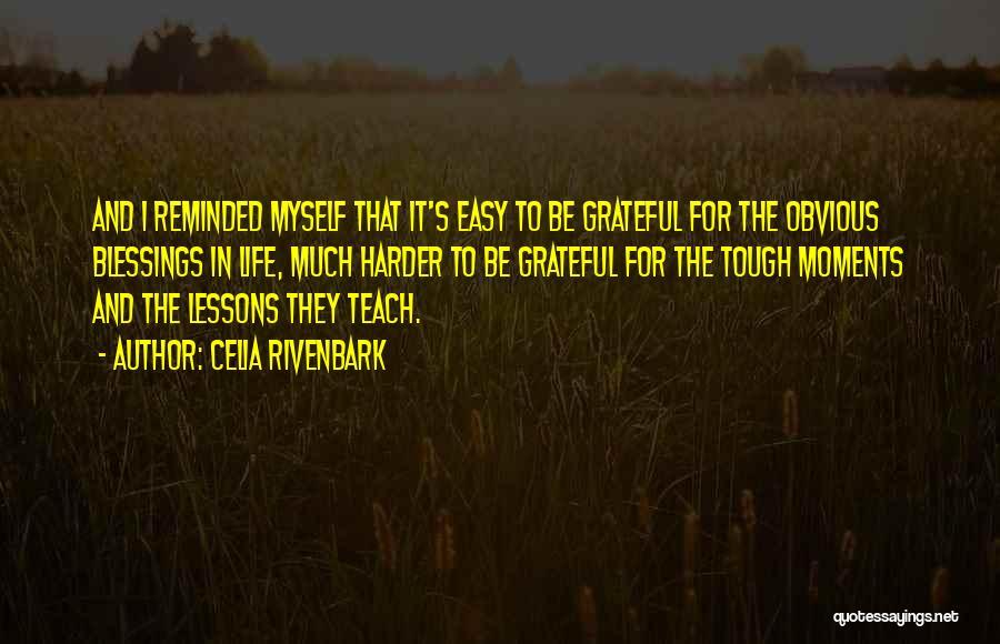 Celia Rivenbark Quotes 601181