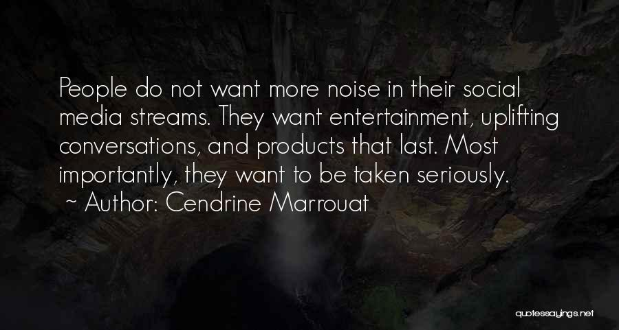 Cendrine Marrouat Quotes 564017