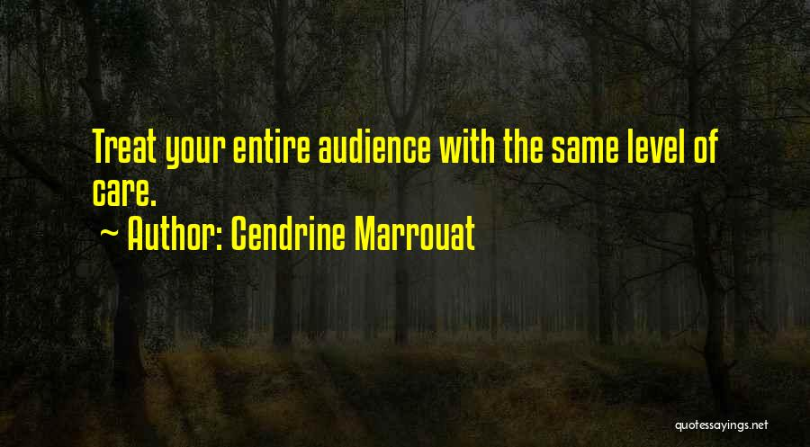 Cendrine Marrouat Quotes 975866