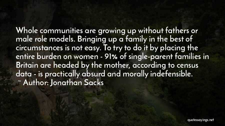 Census Data Quotes By Jonathan Sacks