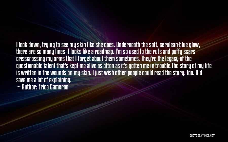 Cerulean Quotes By Erica Cameron
