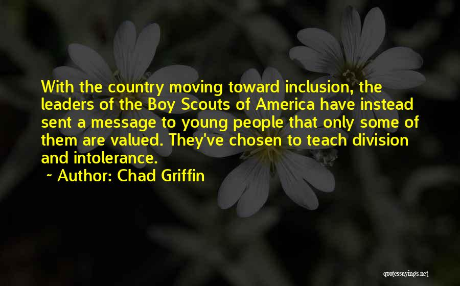 Chad Griffin Quotes 1054859