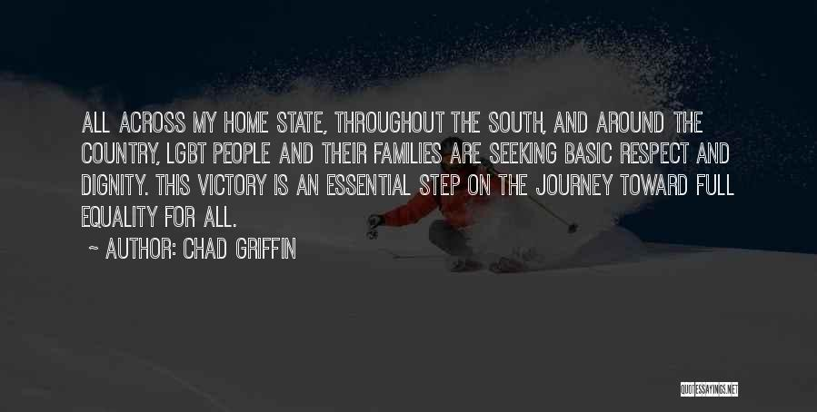 Chad Griffin Quotes 878042