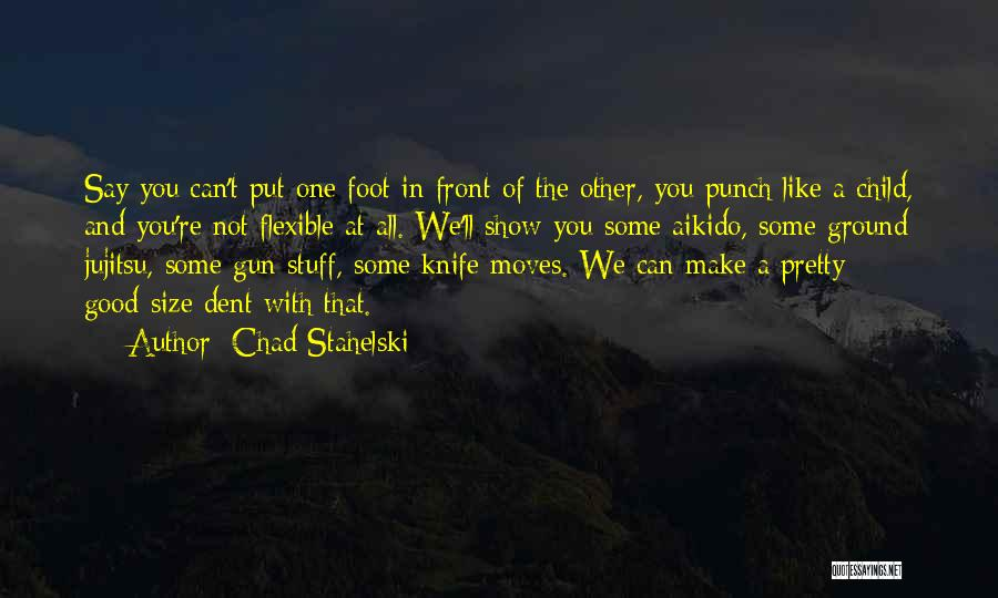 Chad Stahelski Quotes 1563122