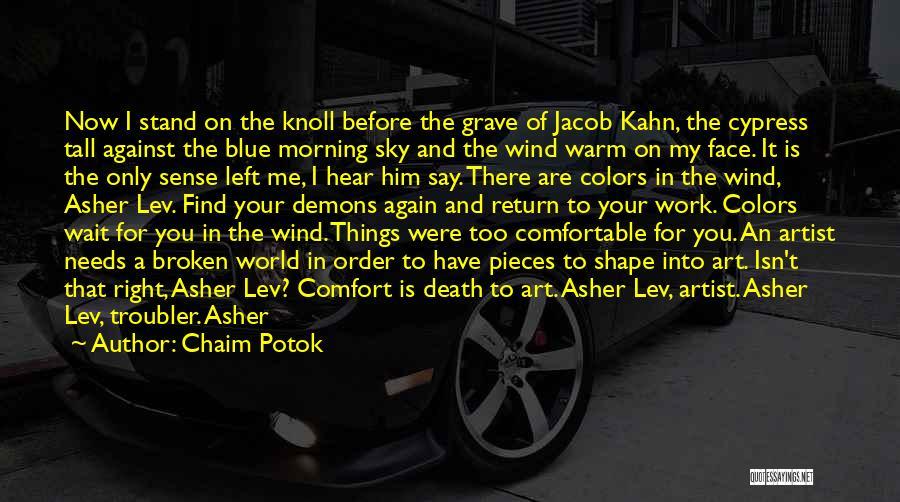 Chaim Potok Quotes 1006022