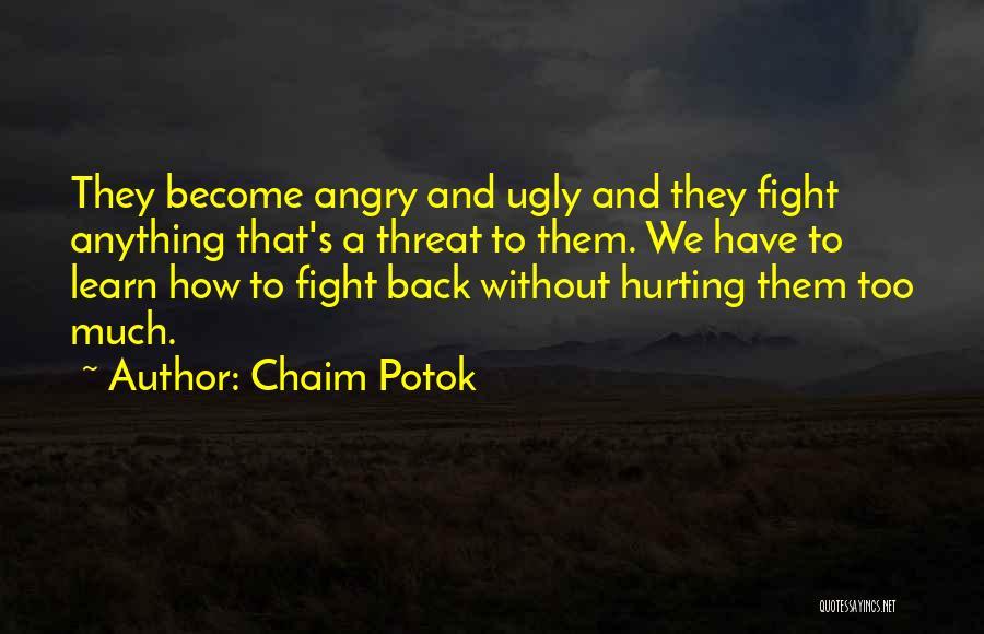 Chaim Potok Quotes 1022130