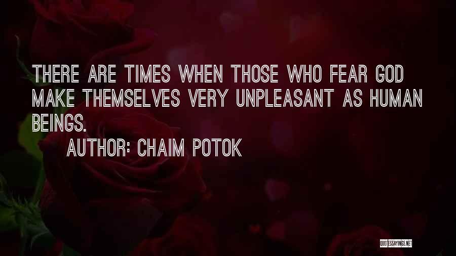 Chaim Potok Quotes 1109769