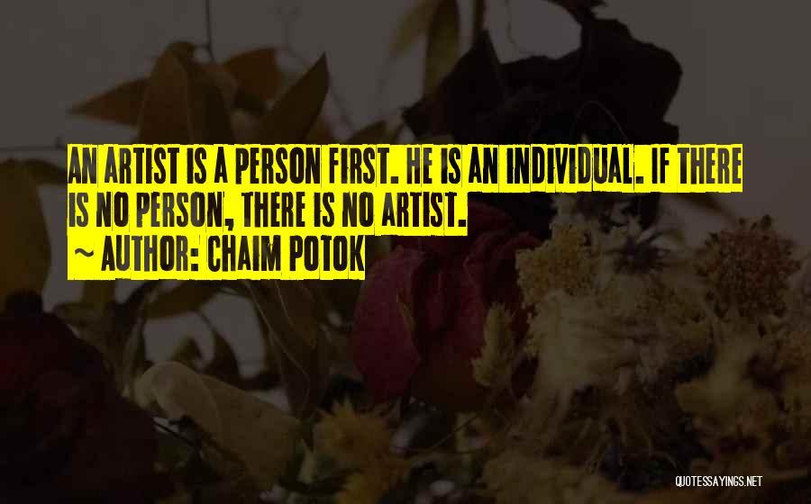 Chaim Potok Quotes 1462770