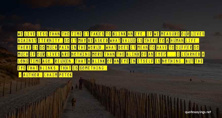 Chaim Potok Quotes 1467568