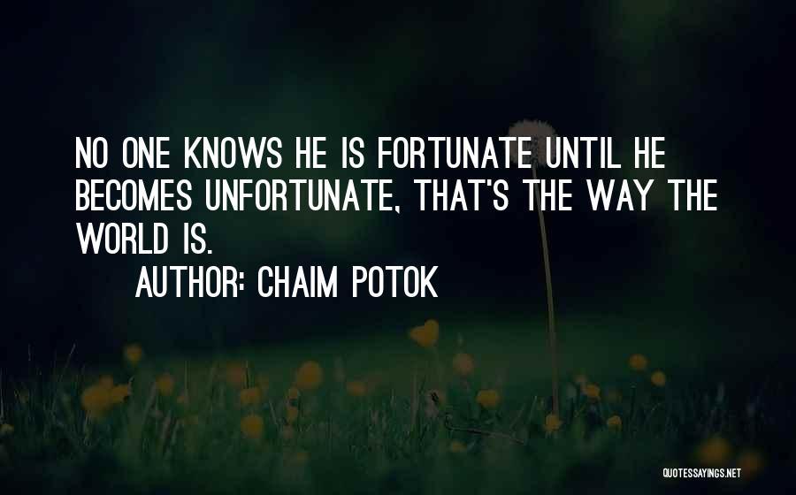 Chaim Potok Quotes 1496103