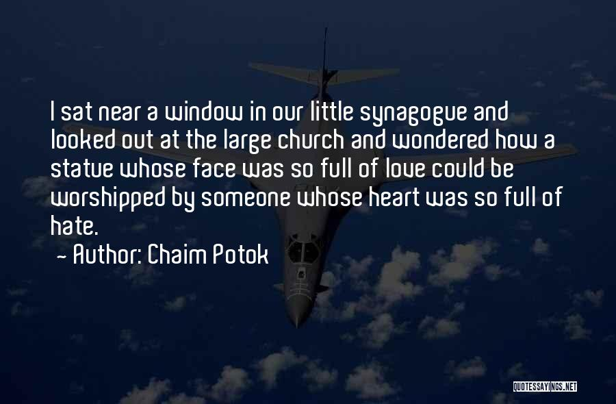 Chaim Potok Quotes 1548903