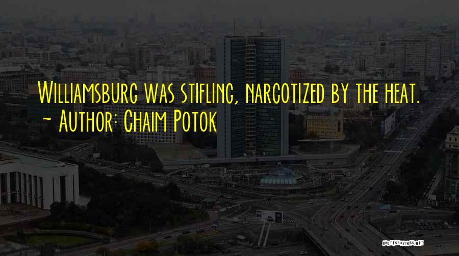 Chaim Potok Quotes 1558000