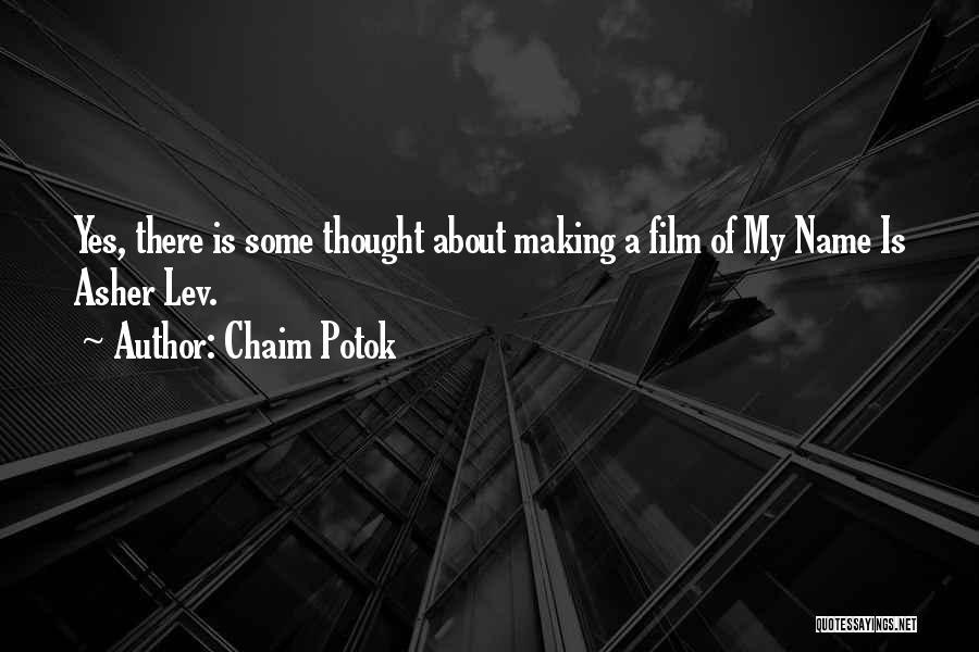 Chaim Potok Quotes 1582361