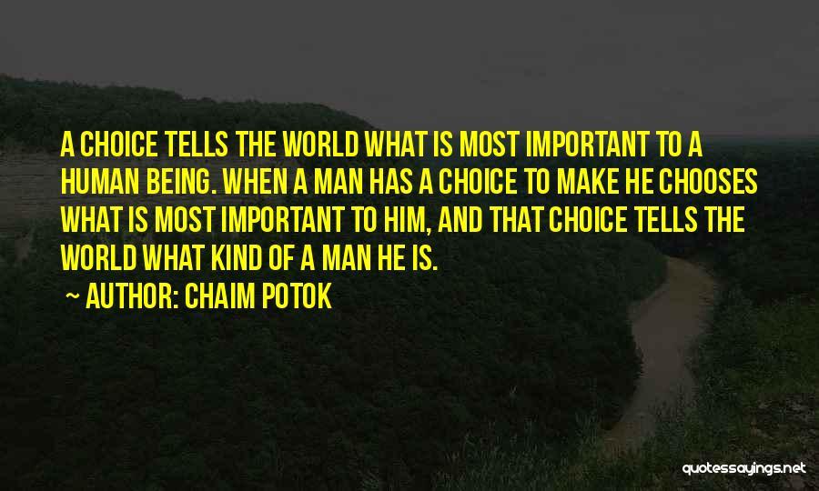 Chaim Potok Quotes 1718780