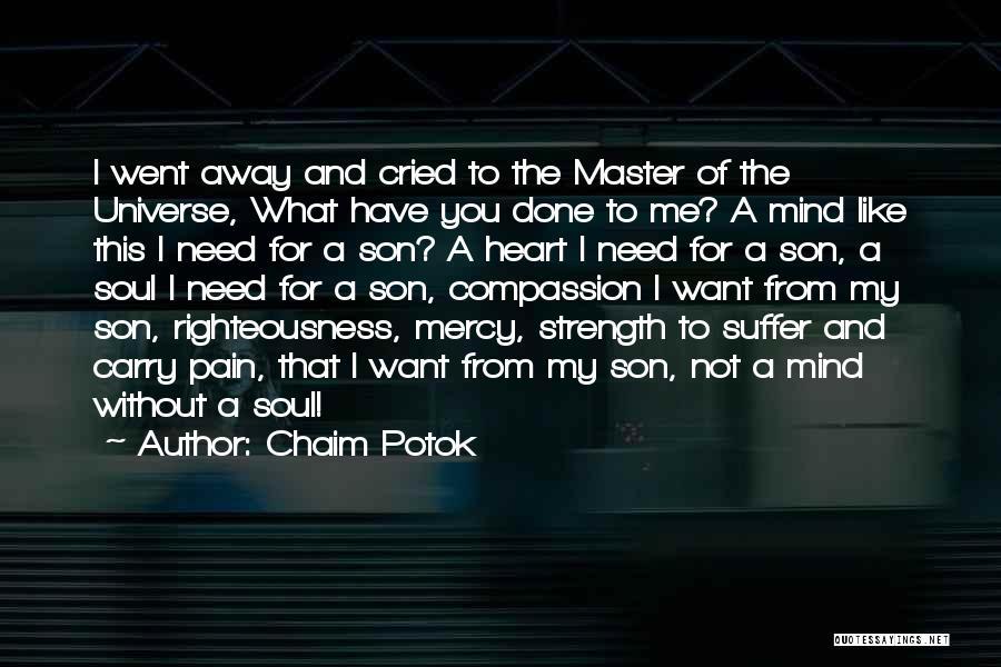 Chaim Potok Quotes 1731921
