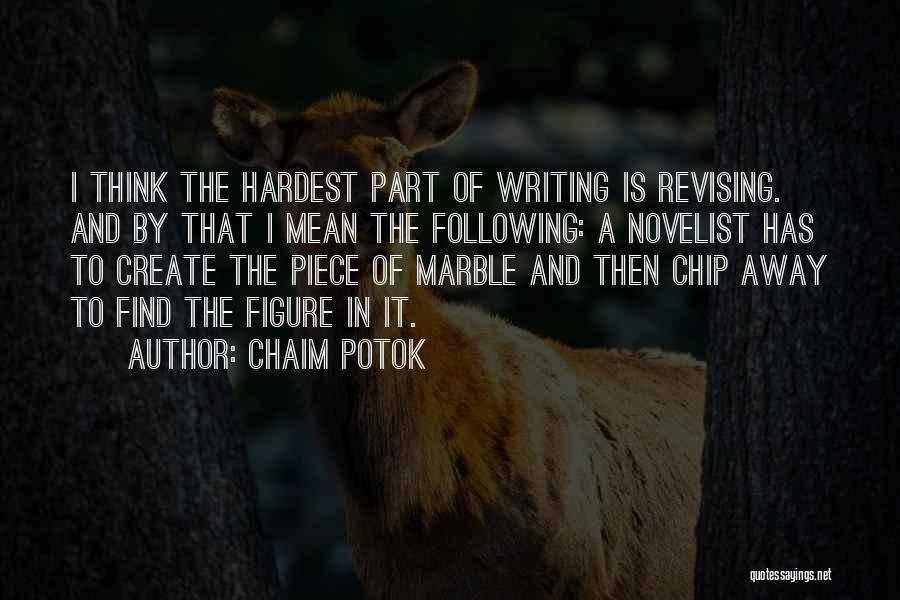 Chaim Potok Quotes 1801445
