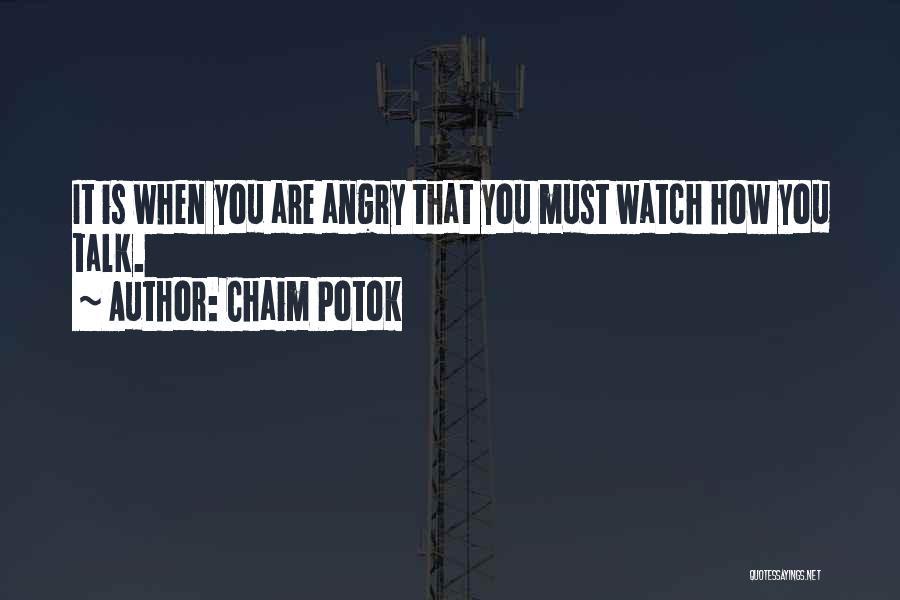 Chaim Potok Quotes 1820473
