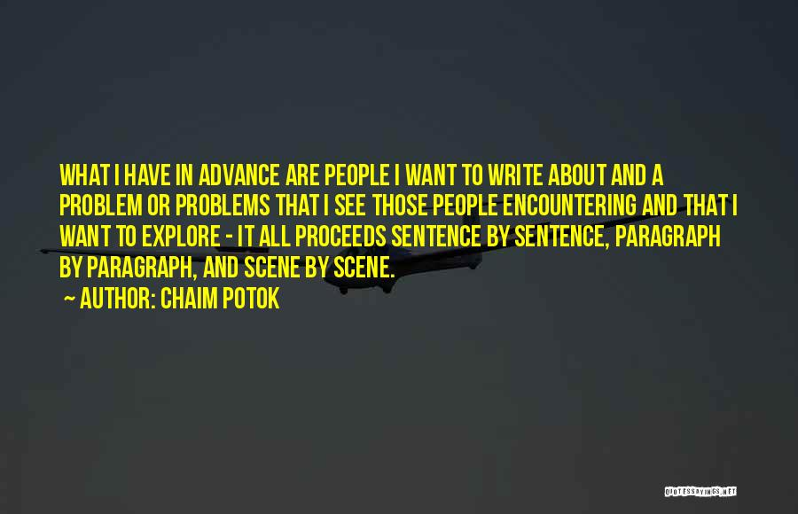 Chaim Potok Quotes 2248662