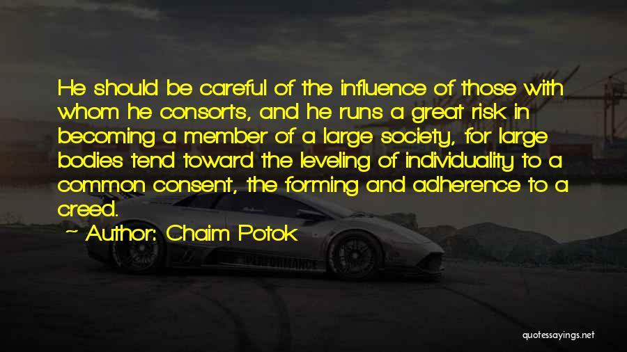 Chaim Potok Quotes 480454