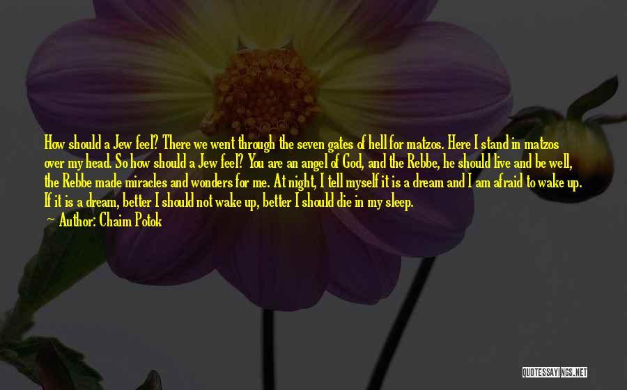 Chaim Potok Quotes 617480