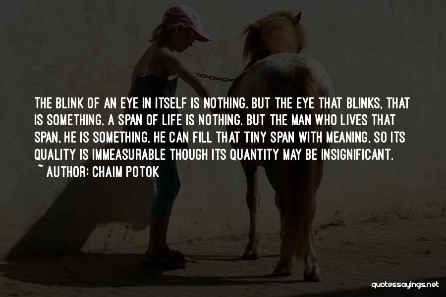 Chaim Potok Quotes 81477