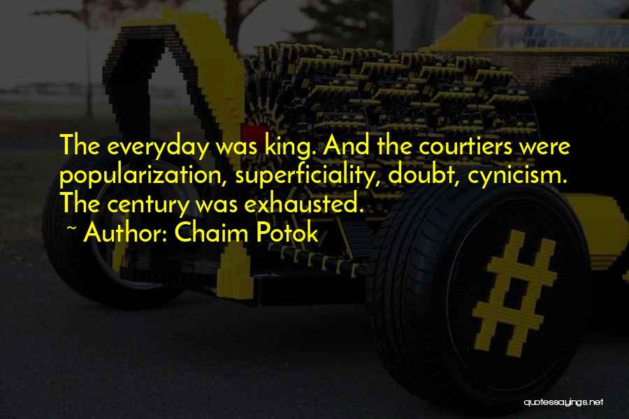 Chaim Potok Quotes 834108