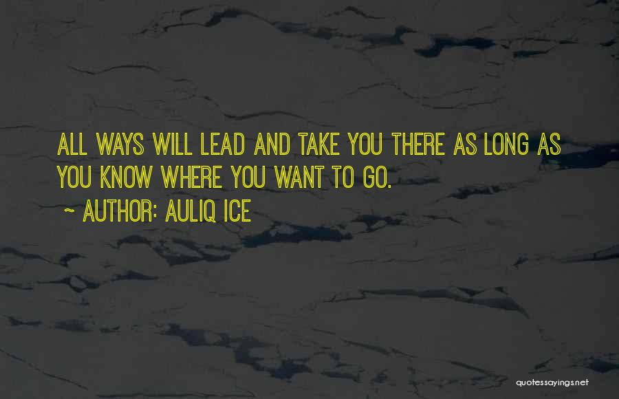Challenges And Growth Quotes By Auliq Ice