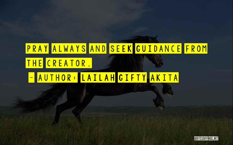 Challenges And Growth Quotes By Lailah Gifty Akita
