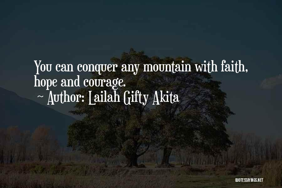 Challenges And Strength Quotes By Lailah Gifty Akita