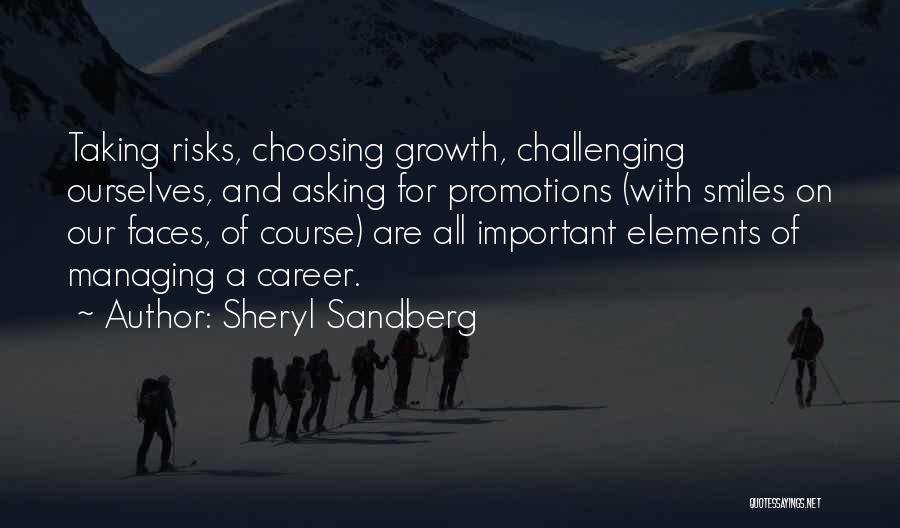 Challenging Ourselves Quotes By Sheryl Sandberg