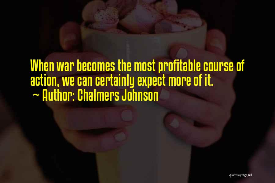 Chalmers Johnson Quotes 2009114