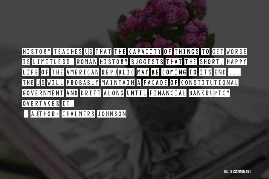 Chalmers Johnson Quotes 2098633
