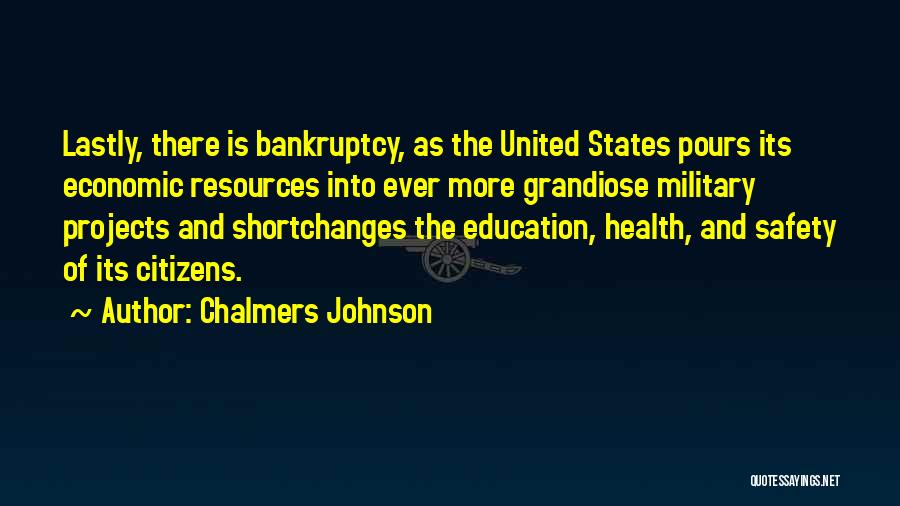 Chalmers Johnson Quotes 256428