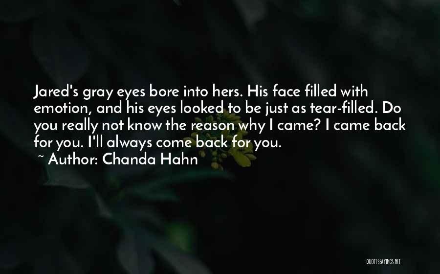 Chanda Hahn Quotes 1188310
