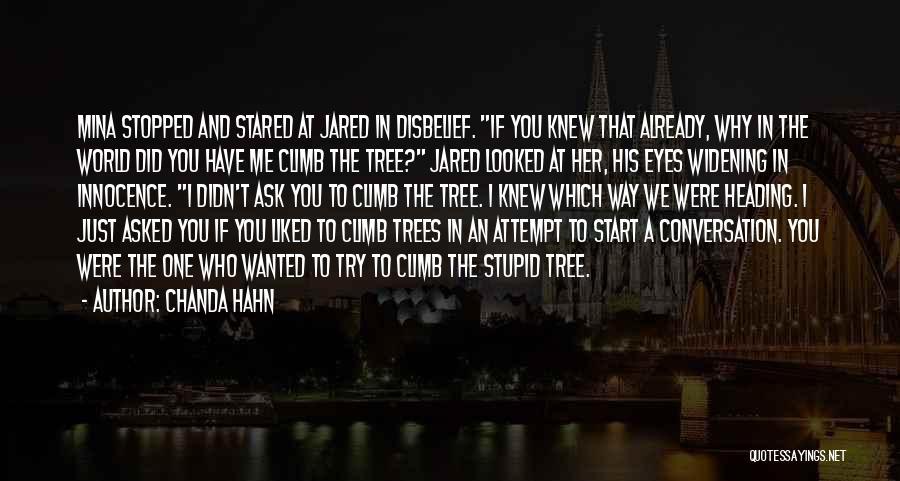 Chanda Hahn Quotes 1241242