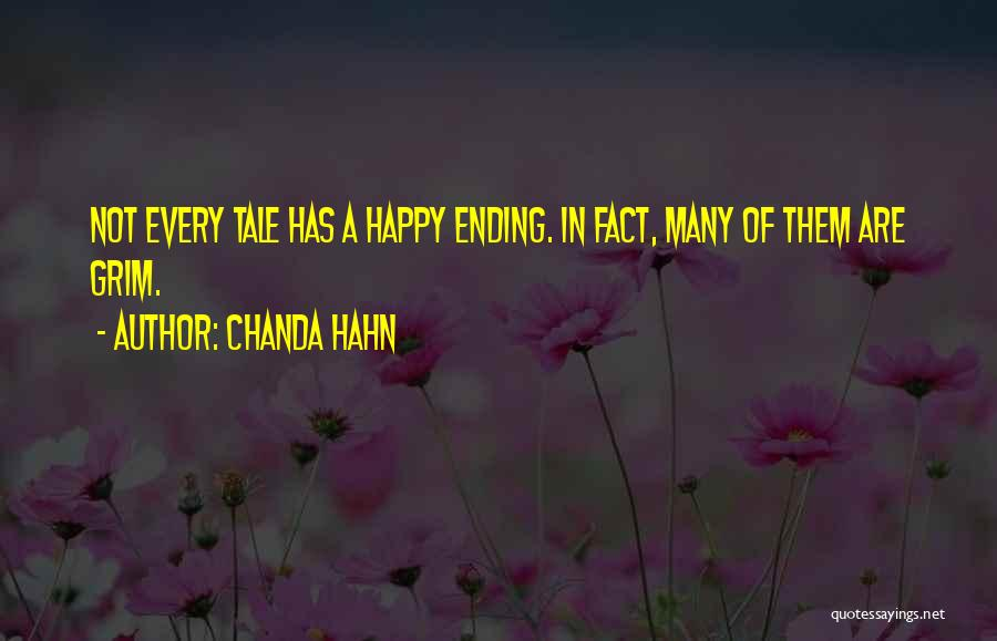 Chanda Hahn Quotes 167593