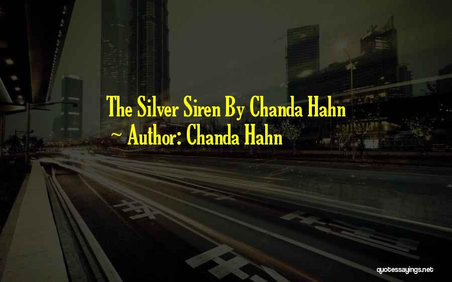 Chanda Hahn Quotes 1711517