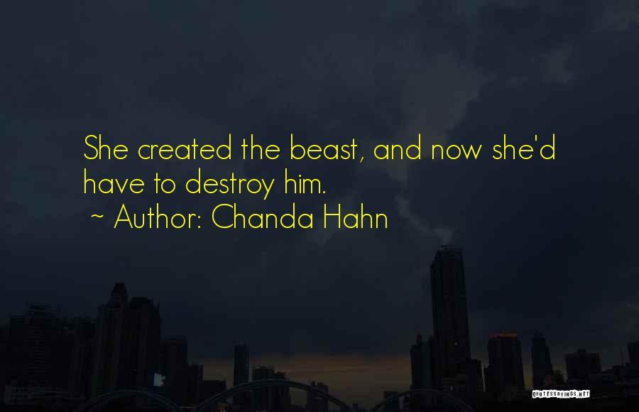 Chanda Hahn Quotes 1986501