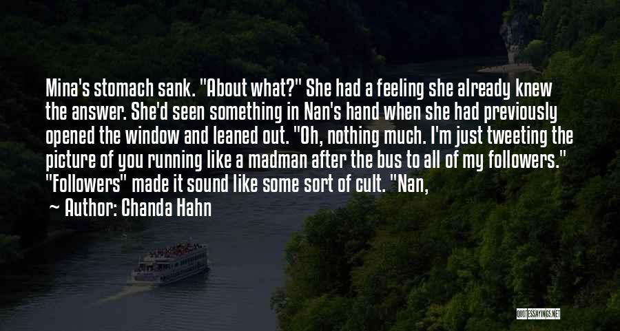 Chanda Hahn Quotes 2111804