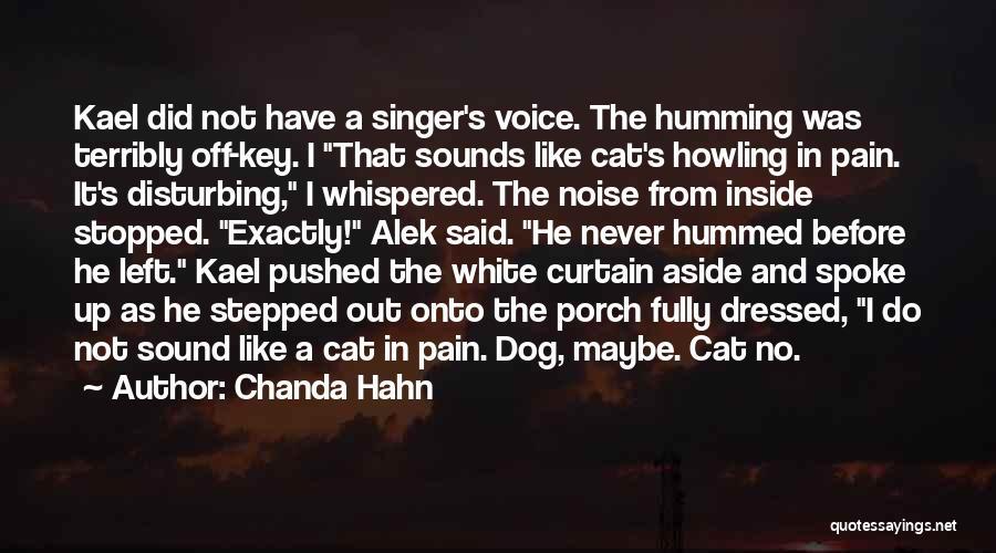 Chanda Hahn Quotes 2221178