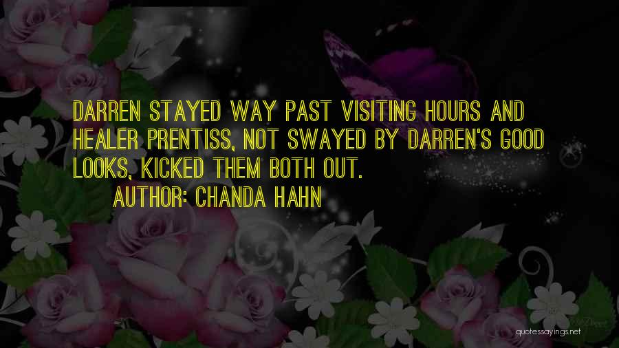 Chanda Hahn Quotes 293577