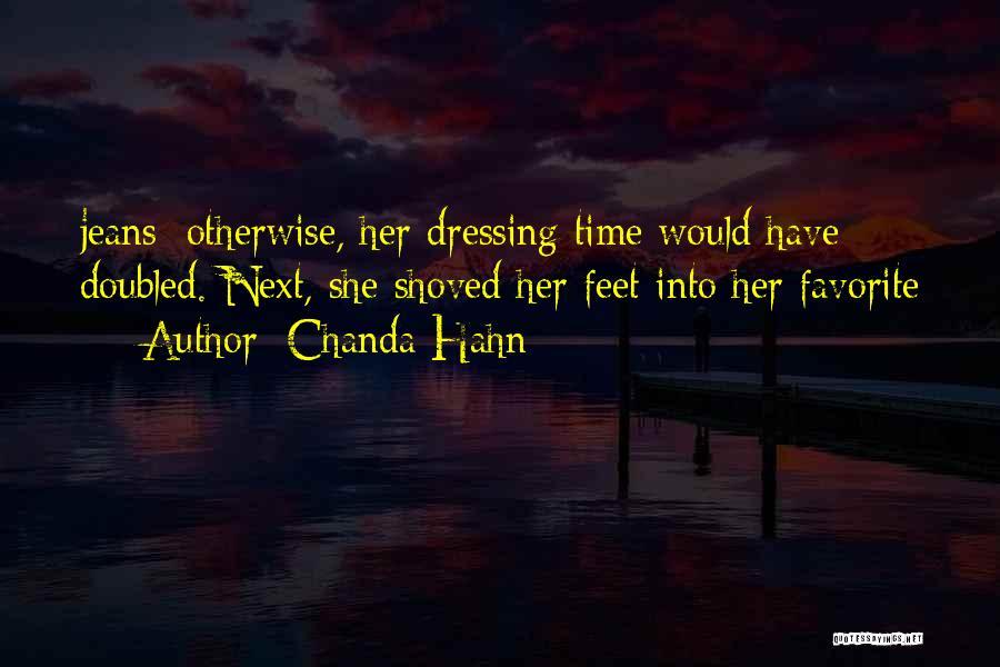 Chanda Hahn Quotes 311375