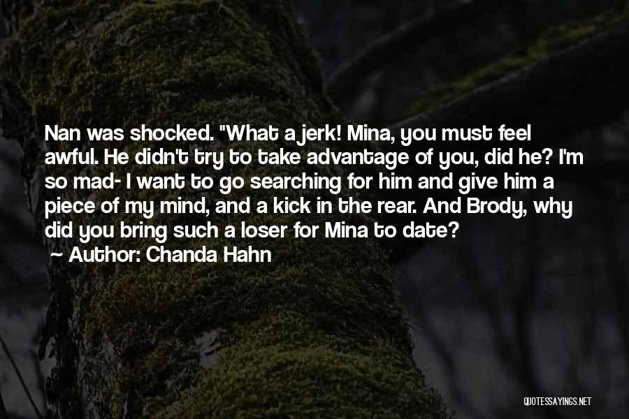 Chanda Hahn Quotes 314988