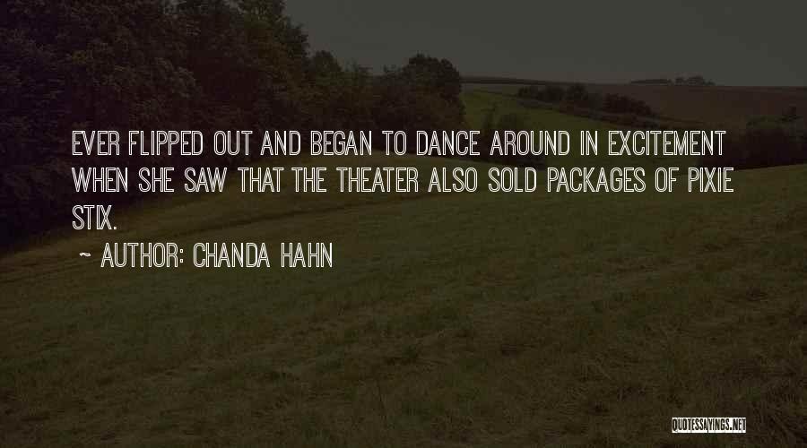 Chanda Hahn Quotes 477884