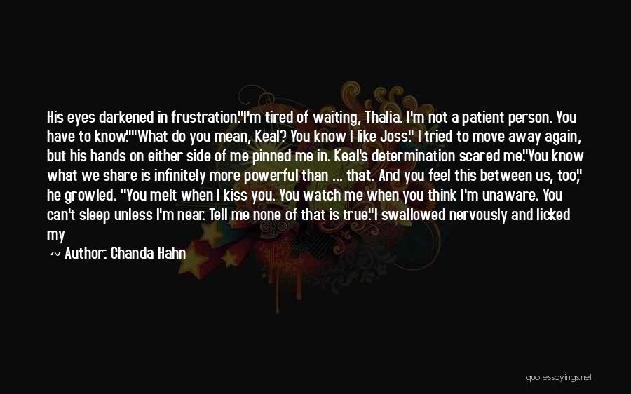 Chanda Hahn Quotes 511566