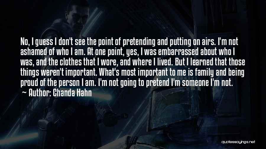 Chanda Hahn Quotes 565394