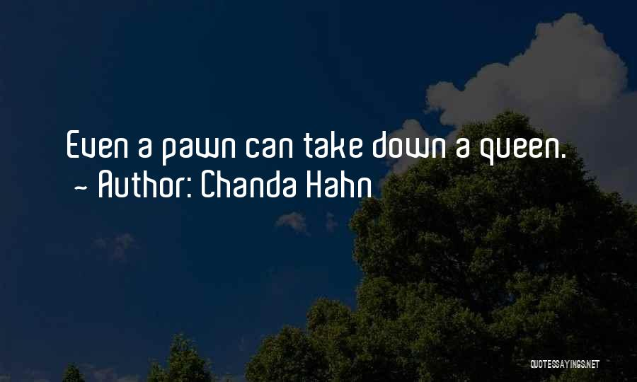 Chanda Hahn Quotes 632100